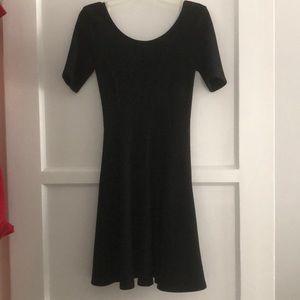 Nordstrom lush black dress